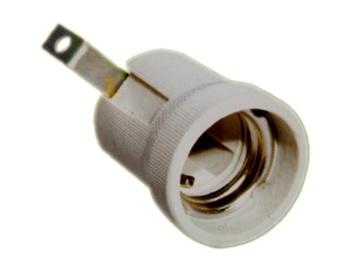 Verners Bulb Socket E27 Ceramic