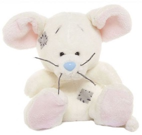 Carte Blanche My Blue Nose Friends Mouse