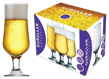 LAV Beer Glass Set 37cl 6pcs