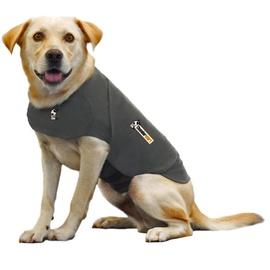 Одежда для собак VLX ThunderShirt, серый, S