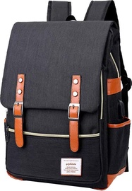 MiniMu Oxford Universal Backpack 15.6 Black