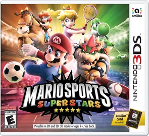 Mario Sports Superstars Incl. Amiibo Card 3DS