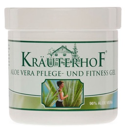 Krauterhof Aloe Vera Care and Fitness Gel 250ml
