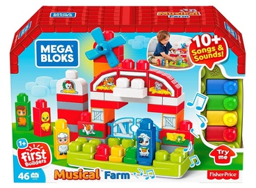 Mega Bloks Musical Farm GCT50