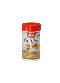 Žuvų pašaras Aquael GoldVit, 1 l