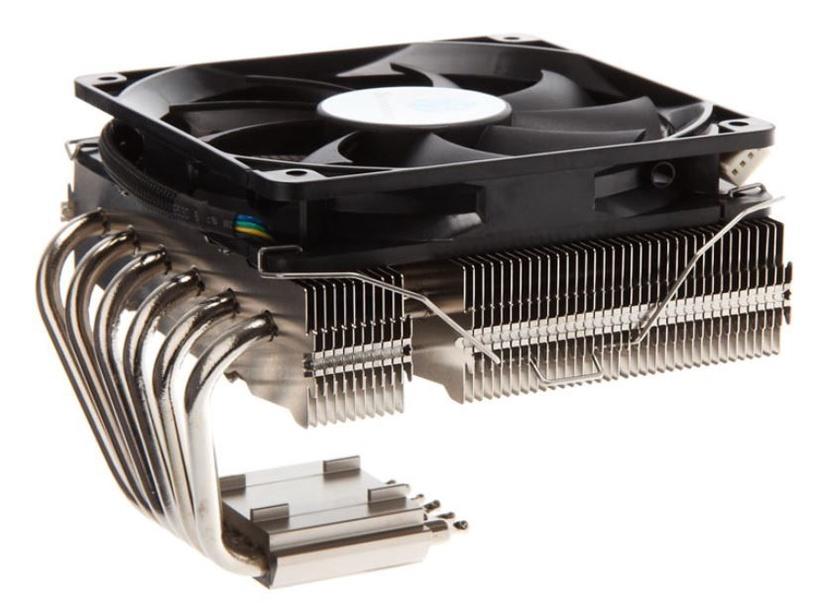 SilverStone Fan SST-NT06-PRO-V2 Nitrogon CPU