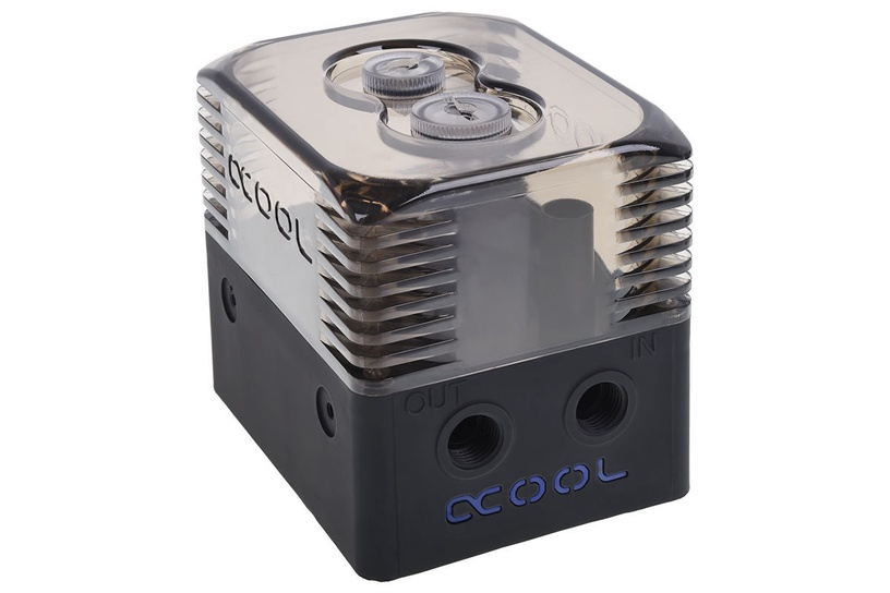 Alphacool Eissturm Gaming Copper 30 3x120mm Complete Kit