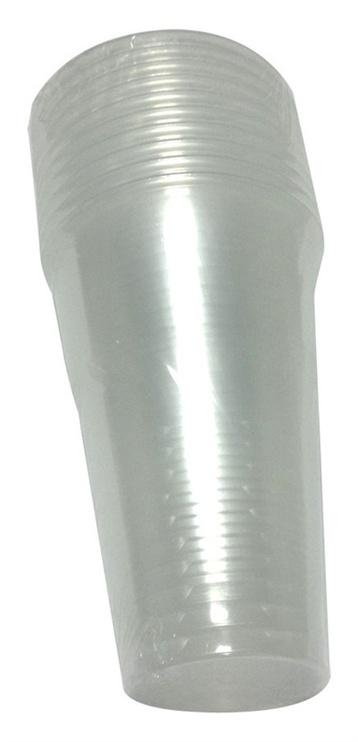 Vienkartinių alaus stiklinių komplektas, 500 ml, 10 vnt