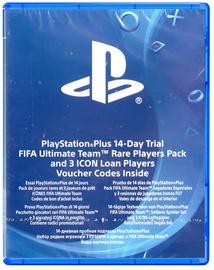 Sony PSN PlayStation Plus 14-Day Trial