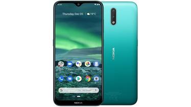 Išmanus telefonas Nokia 2.3 32GB Green