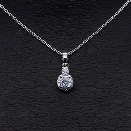 Diamond Sky Pendant Juno V With Swarovski Crystals