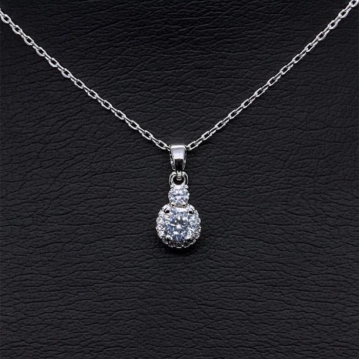 Diamond Sky Pendant Juno V With Swarovski Crystals
