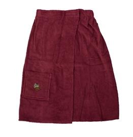 Pirts priekšauts Namu Tekstile, 75x150cm, bordo