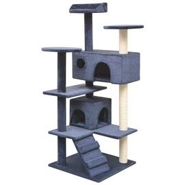Когтеточка для кота VLX Cat Tree, 670x670x1250 мм