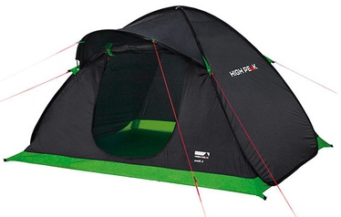 Palapinė High Peak Swift 3 Black/Green 10144