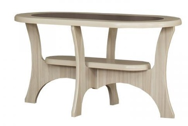 Bodzio S03 Oval Coffee Table Latte