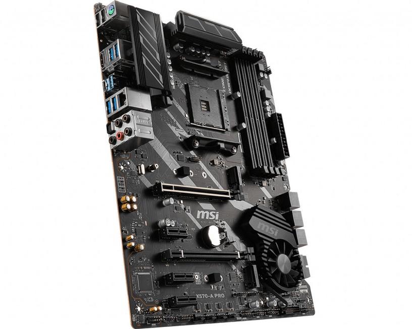 Mātesplate MSI X570-A PRO