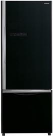Šaldytuvas Hitachi R-B500PRU6 (GBK) Glass Black