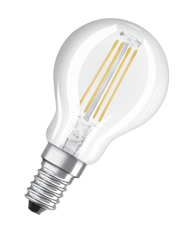 LAMPA LED FILAM P45 4W E14 2700K 470LM