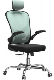 Офисный стул Top E Shop Dory, синий/черный