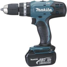 Makita DHP453RFE Cordless Drill with 2x18V 3Ah Batteries