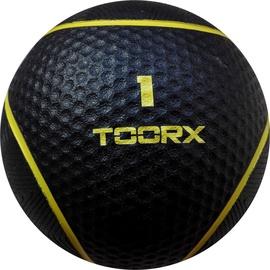 Toorx Medicine Ball Black 1kg