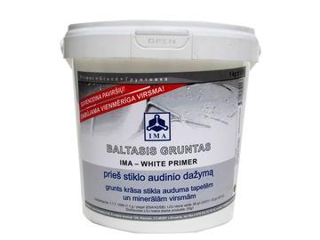Gruntas IMA-White Primer, baltas, 1 kg