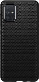 Spigen Liquid Air Bacl Case For Samsung Galaxy A71 Matte Black