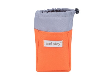 Amiplay Samba Treats Dispenser 8x6x10cm Orange