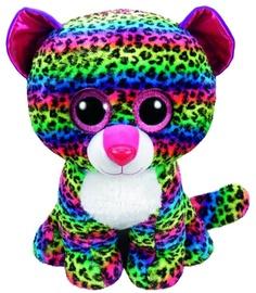 Pliušinis žaislas TY Beanie Boos Dotty Leopard Multicolor, 24 cm