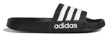 Adidas Adilette Cloudfoam Slides AQ1701 Black 40 1/2