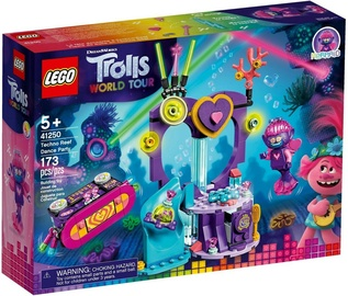 Konstruktor LEGO Trolls World Tour Techno Reef Dance Party 41250