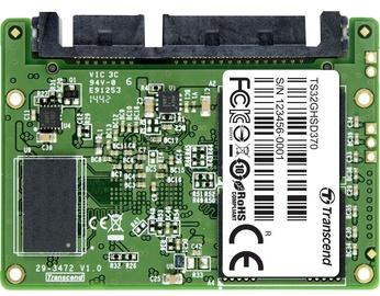 Transcend Half-Slim SSD HSD370 32GB SATAIII TS32GHSD370