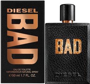 Tualetes ūdens Diesel Bad 50ml EDT