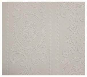 Dažomieji viniliniai tapetai, Graham&Brown, Ultimates Whites, 14011
