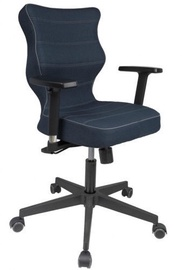 Entelo Nero Black Office Chair TW24 Navy Blue