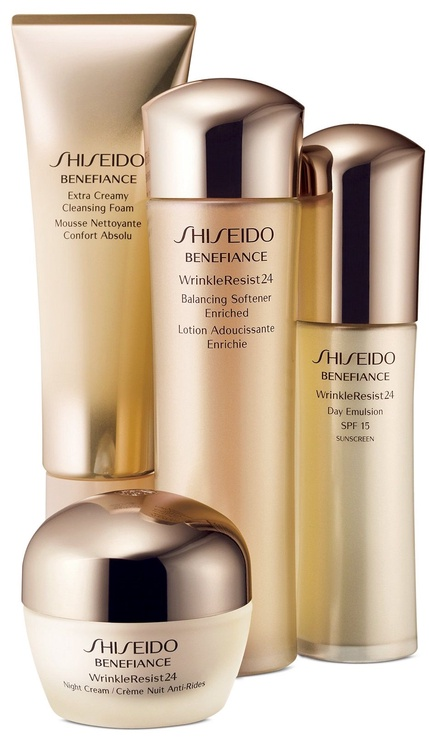 Shiseido Benefiance WrinkleResist24 Day Cream 50ml