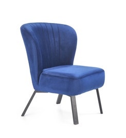 Fotelis Lanister, mėlynas