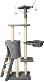 Skrāpis kaķiem Vangaloo Grey, 138 cm