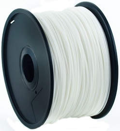 Расходные материалы для 3D принтера Gembird Flashforge ABS Plastic, 400 м, белый