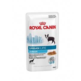 Konservuotas ėdalas šunims Royal Canin Urban life Junior, 150 gr