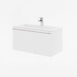Praustuvo spintelė Ravak, Clear SD 800 balta/balta