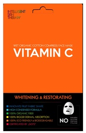 BeautyFace Intelligent Skin Therapy Whitening & Restorating Compress Mask Active Vitamin C 1pc
