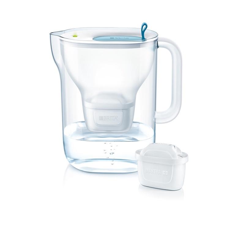 Vandens filtravimo indas BRITA Style XL 3.6L led, melsvas