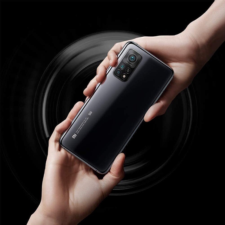 Mobilusis telefonas Xiaomi Mi 10T 5G Mi 10T Pro, juodas, 8GB/128GB