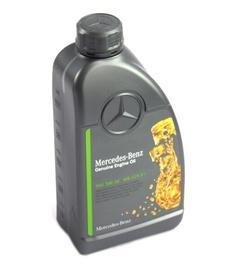 Mootoriõli Mercedes-Benz 5W - 30, sünteetiline, sõiduautole, 1 l
