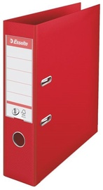 Esselte Folder No1 Power 7.5cm Red
