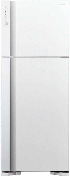 Šaldytuvas Hitachi R-V540PRU7 (PWH) Pure White