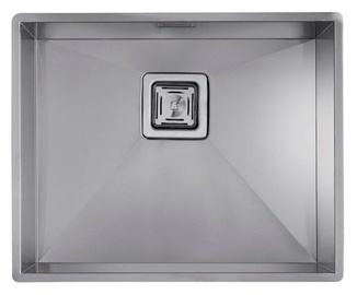 Teka Square 50/40 Sink Stainless Steel