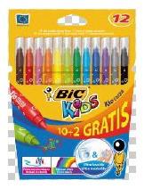 BIC Kids Fibre-Tip Pens 920294
